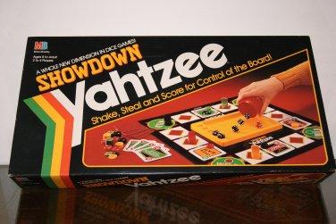 Showdown Yahtzee
