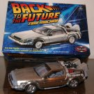 Back to the future time machine