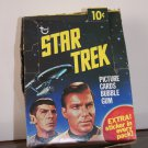 Star Trek Bubble gum Trading Cards