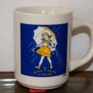 Morton salt mug