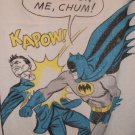 Batman beach towel