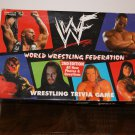 WWF Wrestling trivia game