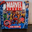 Marvel Heroes Pog game