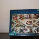Sistine Chapel 2000 piece puzzle