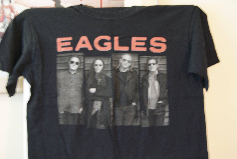Eagles 2011 tee