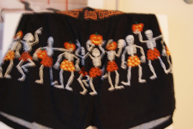 Dancing skeletons boxers