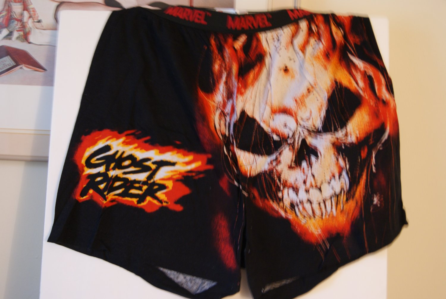 Ghost Rider boxers