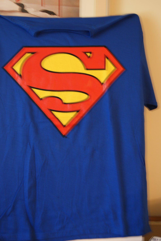 Superman tee 1