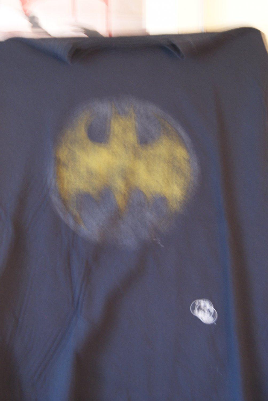 Batman tee 6