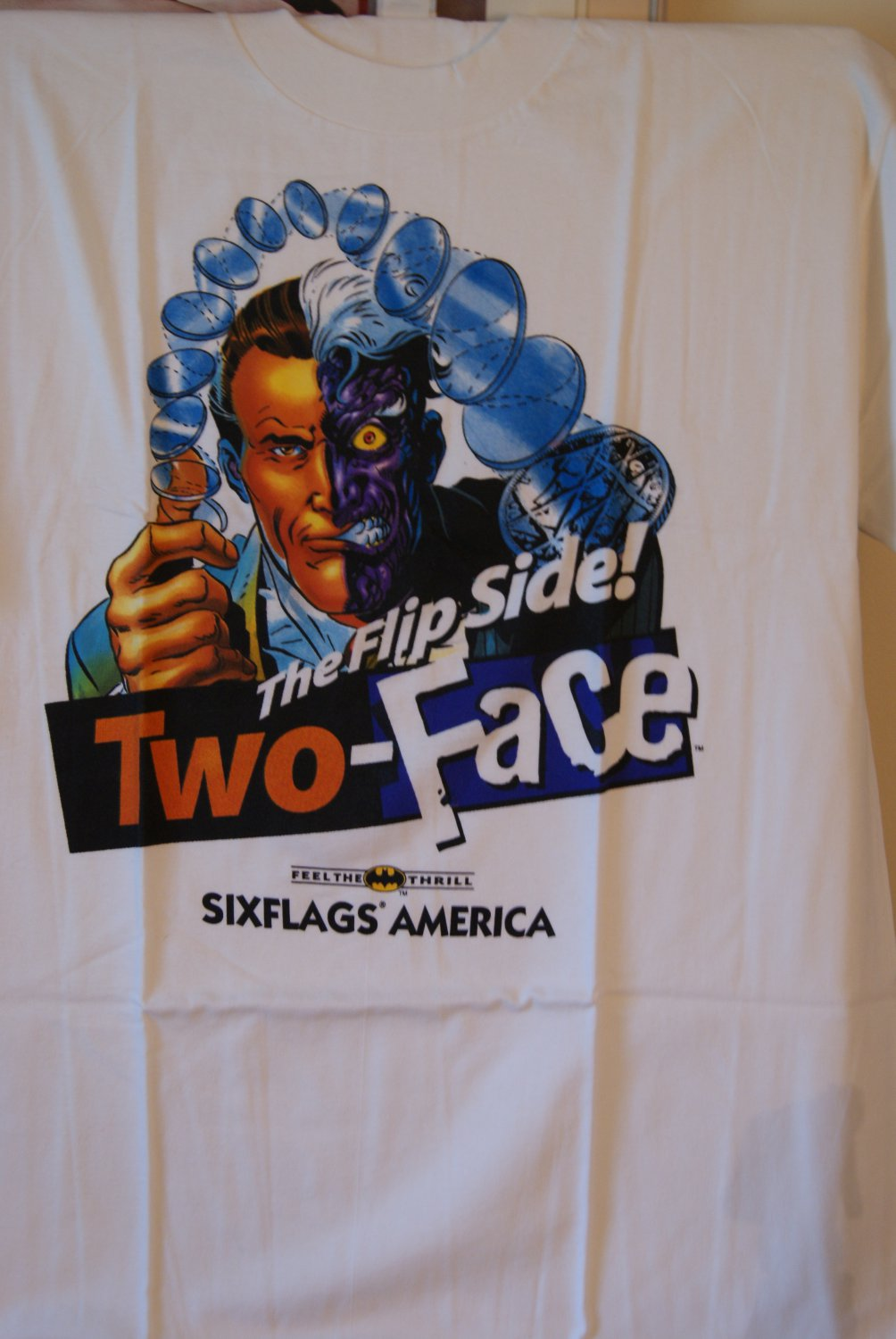 Two Face tee