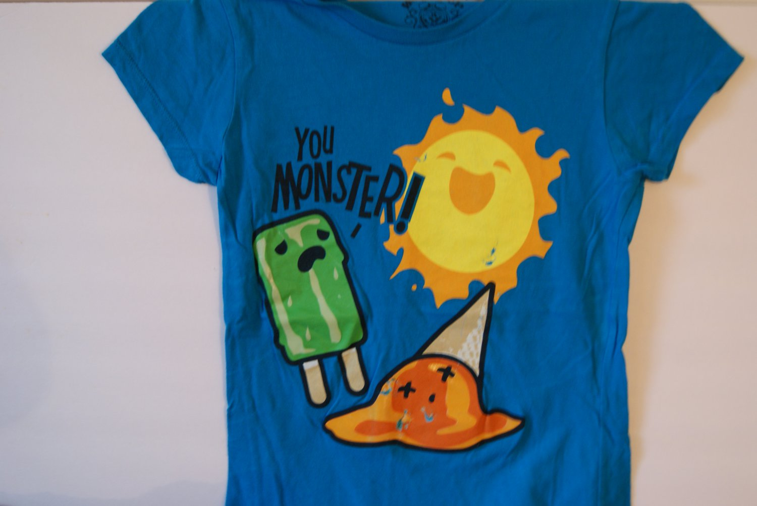You Monster tee
