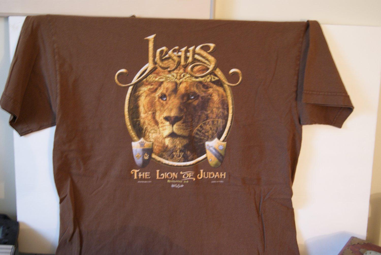 Jesus, The lion of Judah tee