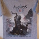 Assassin's creed III tee
