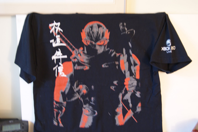 Ninja Gaiden II tee