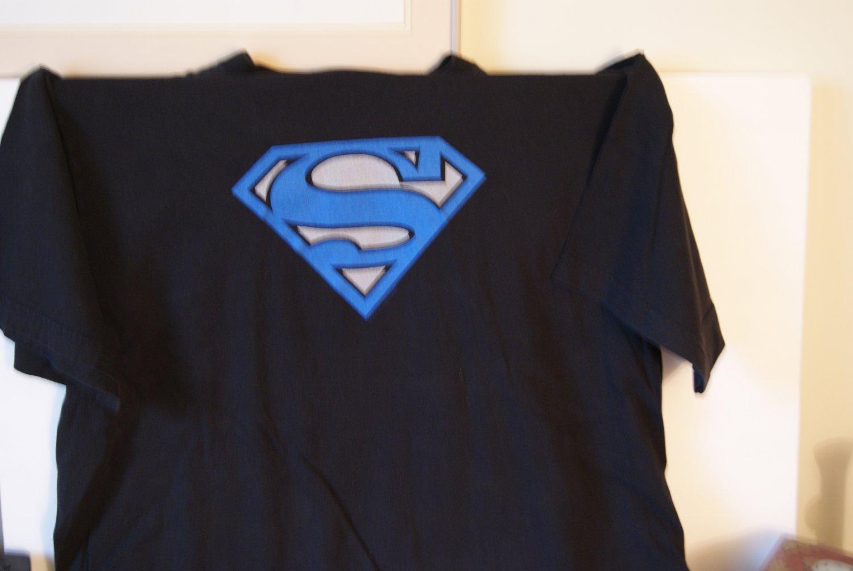 Superman tee 4