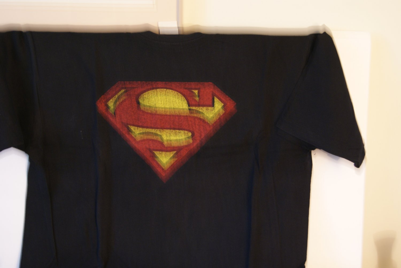 Superman tee 6