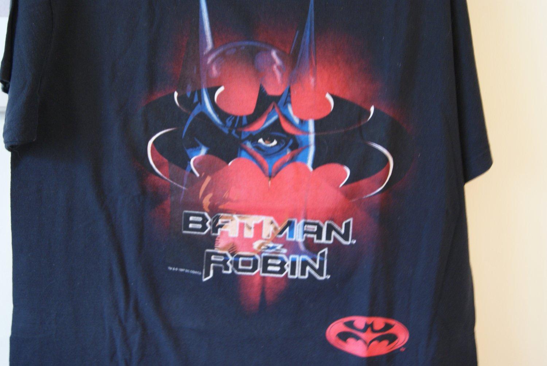 "Batman  ""Batman & Robin""  tee"