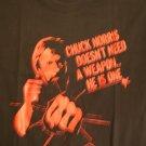 Chuck Norris tee 3
