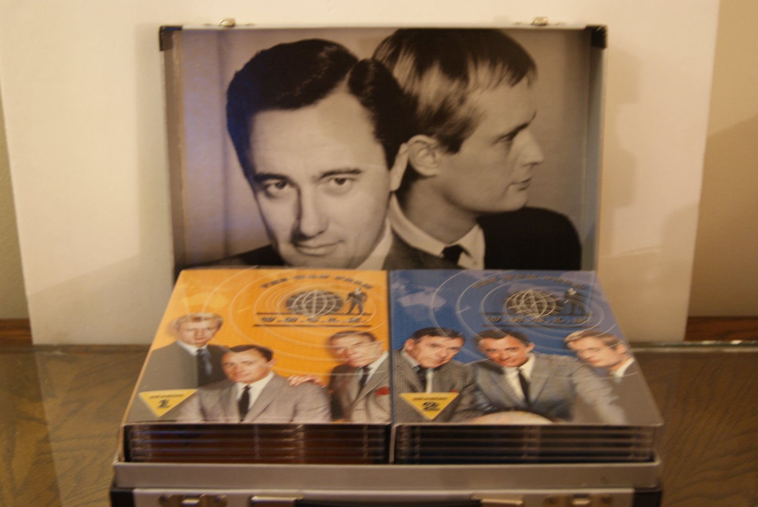 The Man from U.N.C.L.E. complete DVD set