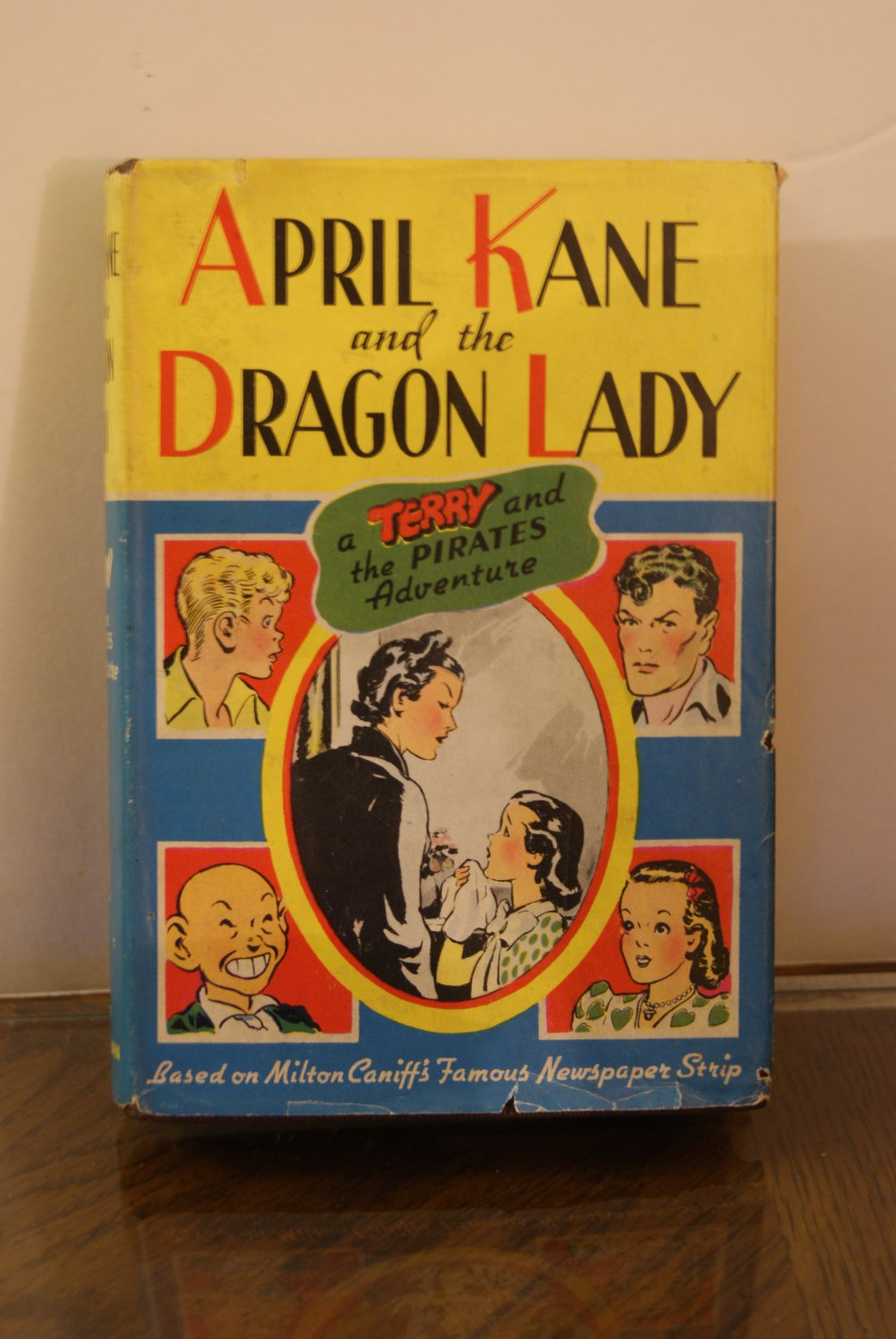 April Kane and the Dragon Lady / Whitman book