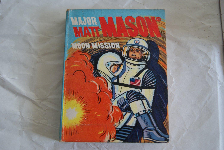 Major Matt mason / Whitman book