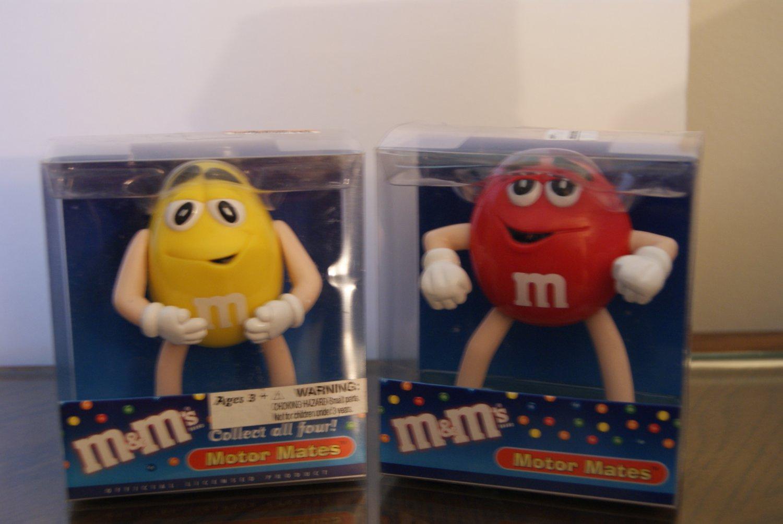 M&M's motor mates