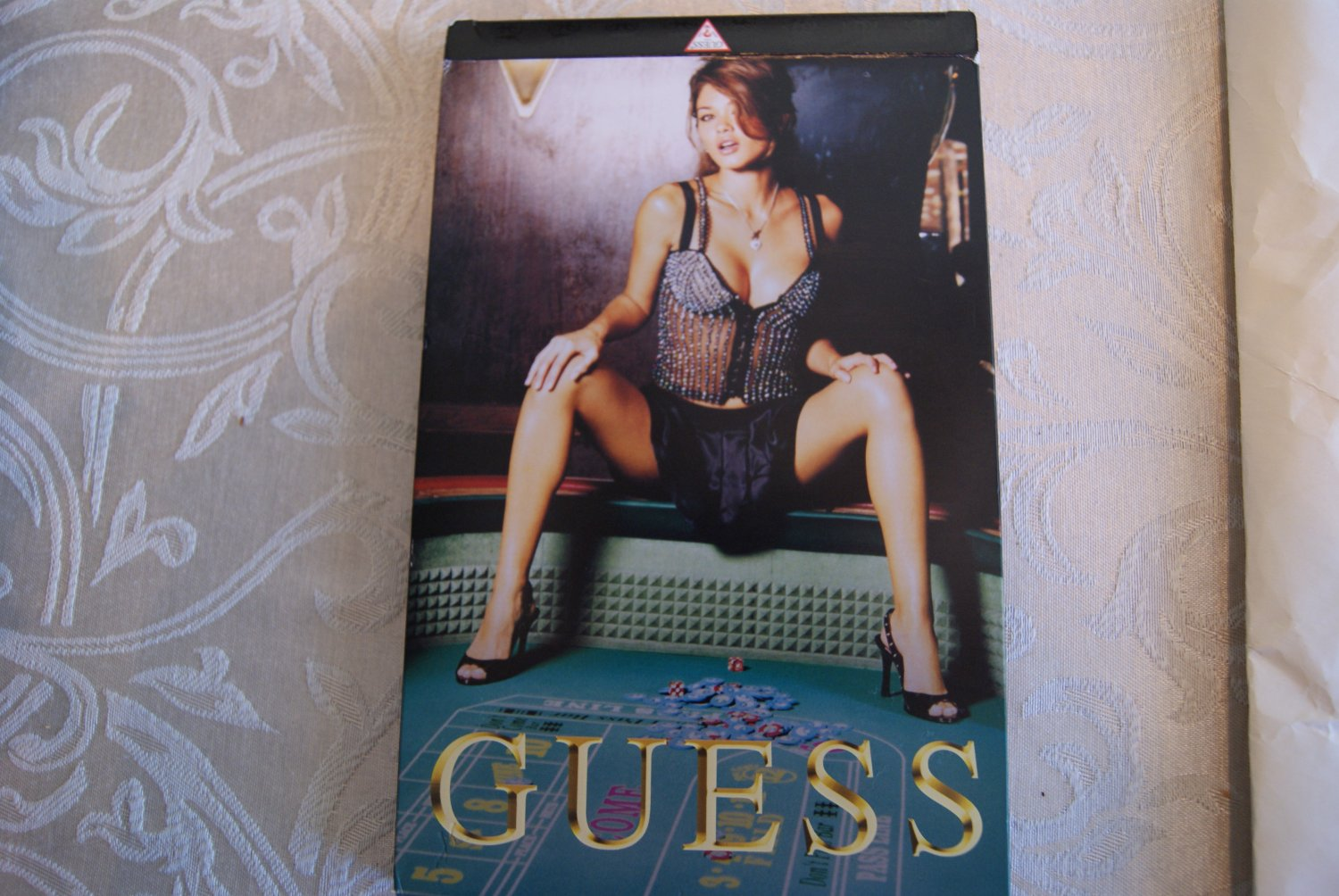 Guess playing cards