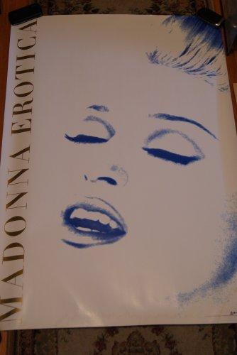 Madonna / Erotica poster