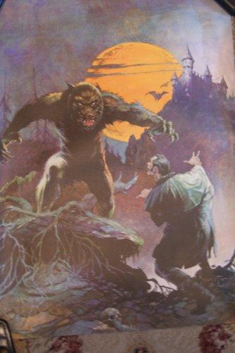 Werewolf / Frazetta poster