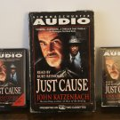 Just Cause / audio book