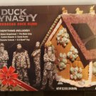 Duck Dynasty Gingerbread Duck Blind