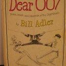 James Bond / Dear OO7 book
