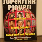 Superstar Pinups booklet
