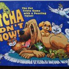 Petcha didn't know game