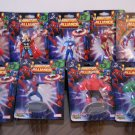 Marvel Miniature Alliance figures