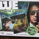 CLUE secrets & spies game