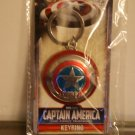 Captain America keyring / Spiderman patch