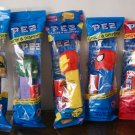 Marvel Pez Dispensers