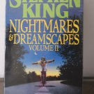 Stephen King / nightmares & dreamscapes / audio cassettes