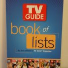 TV Guide book of lists