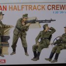 German Halftrack Crewmen