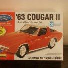 '63 Cougar II concept car model