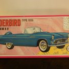 1956 Thunderbird / Die-cast car