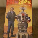 Lost in Space / Dr. Smith & Robot model kit box