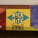 Nick at Nite, classic TV trivia game