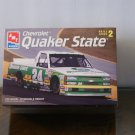 Chevrolet Quaker State model kit box