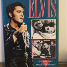 Elvis book / Wink Martindale 45 rpm.