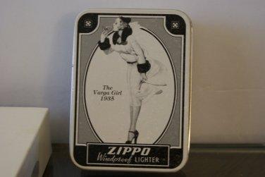 The Varga Girl 1935 Zippo Windproof lighter