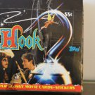 Hook , one box trading / bubble gum cards