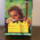 Robin Hood Prince of Thieves trading / bubble gum cards